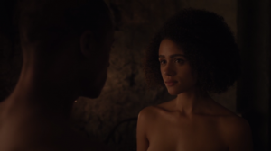 Grey Worm and Missandei 2